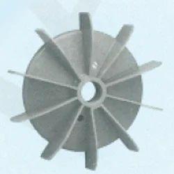 Plastic Fan Suitable For GEC 112 Frame Size