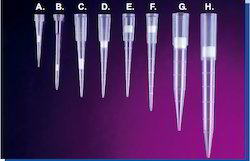 Pipette Tips in Self Sealing Porous Plastic