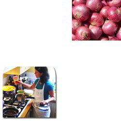 Fresh Onions for Cooking