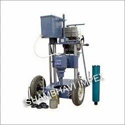 core drilling machine diesel engine model