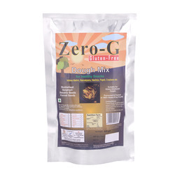Zero-G Dough Mix for Healthy Snacks