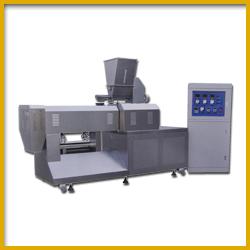 High Capacity Extruder for Snacks Food