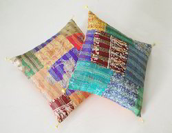 Patch Cushion Cover