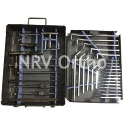 DHS / DCS Instrument Set (With Implants Tray)