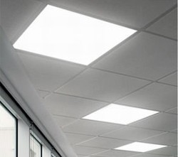 Led panel light led clean room light manufacturer from mumbai led ceiling panel lights aloadofball Image collections