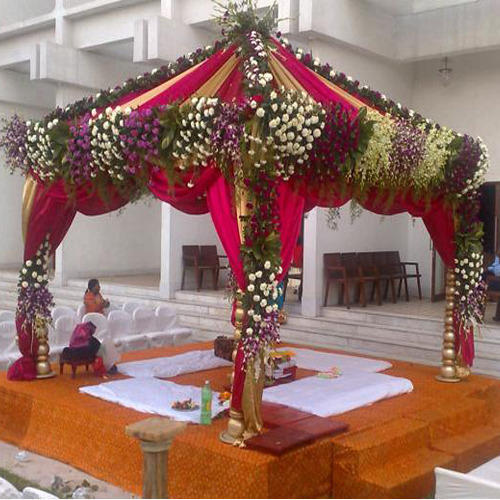 Mandap Decoration In India