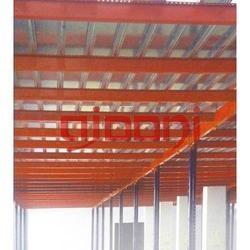 Modular Mezzanine