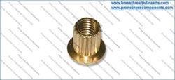 Brass Press-in Inserts