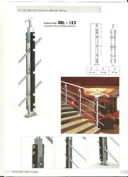 Modular Wooden Combination Balustrades