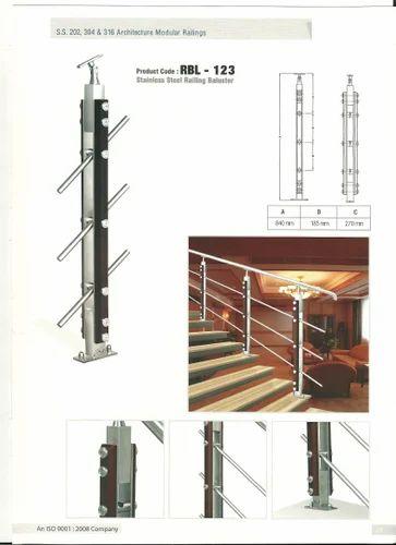 Modular Wooden Combination Balustrades