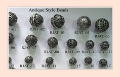 Round Fancy Bead Code : MBC-06
