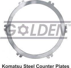 Komatsu Steel Counter Plate Friction Disc