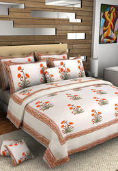 Block Printed Bedding