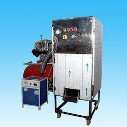 Cashew Peeler Machine (Using Airblasting method)