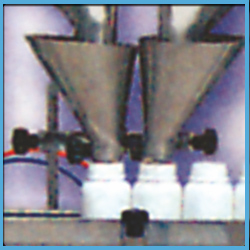Automatic Bottle Filling Machinery with Counter Filler