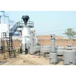 Alternative Energy Rice Husk Gasifier