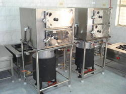 Idli Cooking Plant