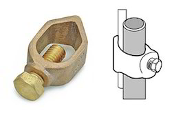 Rod To Cable Clamp - C Type
