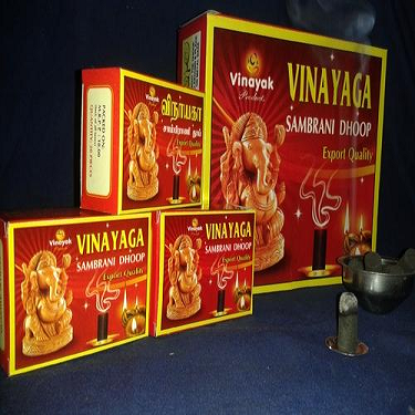 Premium Sambrani Dhoop (Vinayaga)