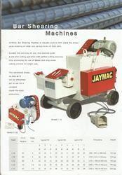 Bar Cutting Machine Jaymac