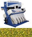 Split Pigeon Peas Color Sorter