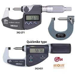 Crimp Height Micrometers