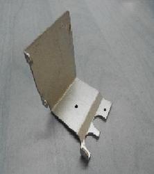 Laser Cutting of Sheet Metal Parts