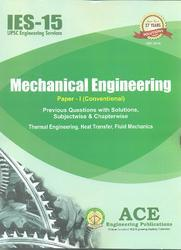 IES-15 Mechanical Engineering Paper-I Conventional
