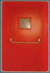 Fire Rated S.S. Door
