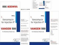 Vancomycin Vangem Injection