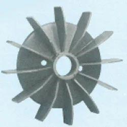 Plastic Fan Suitable For GEC 132 Frame Size