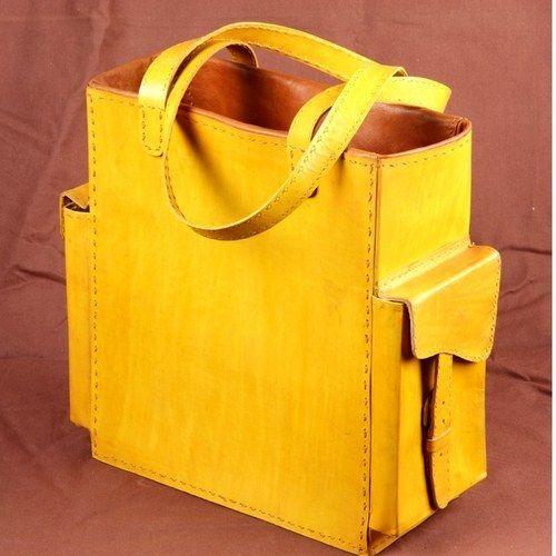 Leather Handicrafts In Indore चमड क हस तश ल प