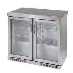 Double Door Bar Refrigerator