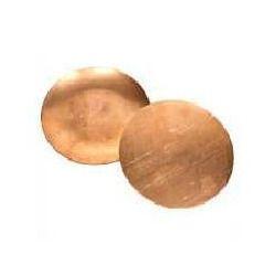 copper circles copper disc