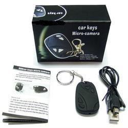 Spy Camera Car Key Camera