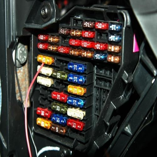 car fuse box at best price in india Broken Car Fuse