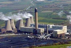 Coal Fire Plant