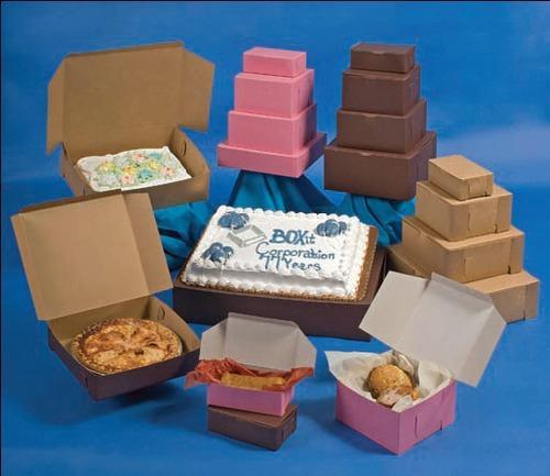 Bakery Box Bakery Boxes Manufacturer From Nagpur