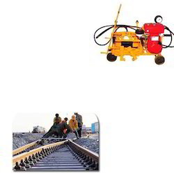 Weld Trimmer for Railway Construction