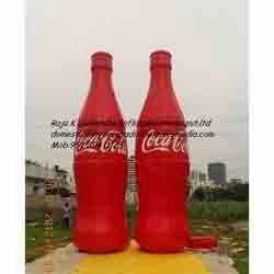 Coke Bottle Inflatables