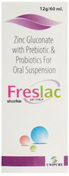 Zinc Gluconate with Prebiotics for Oral Suspension