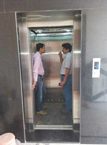 Automatic Door Passenger Lift