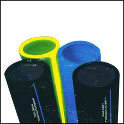 HDPE Pipe with ISI Mark