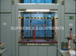 Fume Hood Fire Protection System