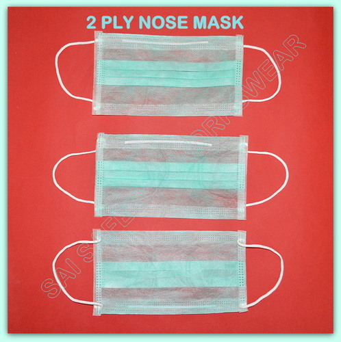 Surgical Mask Two Ply
