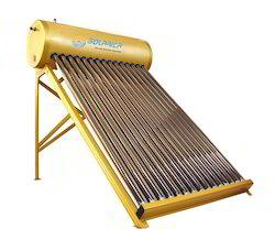 solar water heaters etc type