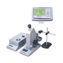 Multiwavelength Abbe Refractometer