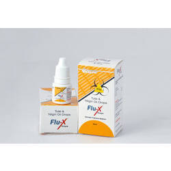 Herbal Anti Flu Oral Drops