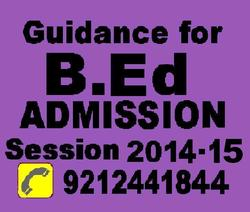 ED Admissions Open for Session 2014-15