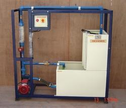 Rotameter Apparatus